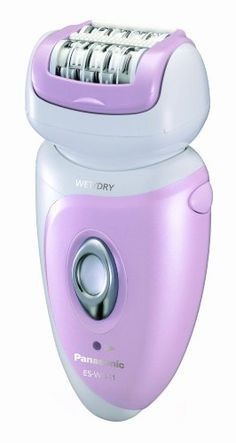 $61.66 - I've tried so many kind of epilators, Braun, Emjoi, Remington, Philips.  I must say this is the least painful epilator I've ever used.  There is no epilator without any pain, let's face it, it will hurt, but it is not as bad as waxing.  This Panasonic epilator works fast, does not pinch my skin, and do the job at least amount of time.  This is the best epilator so far and I will keep using it.