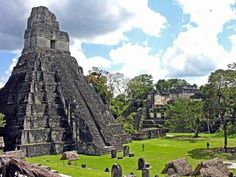 Tikal Tikal was not only one of the largest of the ancient Mayan cities, it was also one of largest cities in the entire preindustrial world. The metropolis reached its apogee during the Classic Period, circa A.D. 200 to 900, when it dominated much of the Maya region politically, economically, and militarily. Today its temples still tower over the surrounding jungle.