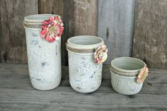 Home and Wedding Decor Annie Sloan Chalk by PiccadillyPastimes
