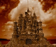 castle Chocolates  | Chocolate Castle by PodOx