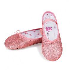 Zapatilla Ballet Niña Brillantes Bloch - Super chulis. ¡Qué regalo más ideal para mi niña bailarina!