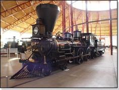 The B&O Railroad Museum is a museum exhibiting historic railroad equipment in Baltimore, Maryland, originally named the Baltimore & Ohio Transportation Museum when it opened on July 4, 1953. Wikipedia