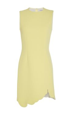 Double Crepe Dress by Carven for Preorder on Moda Operandi