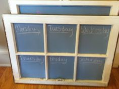 Becoming Molly: DIY Chalkboards