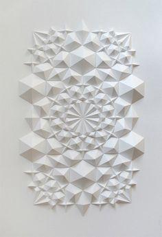 Geometric Paper Artist Matthew Shlian