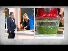 Prof. Dr, İbrahim Saraçoğlu'ndan 1001 Dede Deva Maydanoz Kürü Tarifi - YouTube Natural Medicine, Watermelon, Fruit, Healthy, Desserts, Youtube, Food, Botany, Health