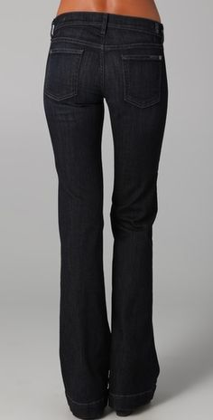 There are the best fitting trouser jeans!