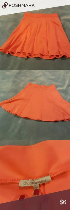 Charlotte Russe Women's Skirt Pre-owned Skirts Mini