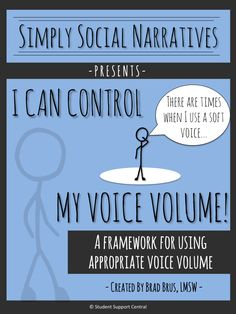 Help students GROW in voice volume awareness with this engaging, INK-SAVING social story!  Grades K-8.