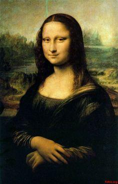 Este cuadro represetna a la  giocanda uno de los cuadros mas importantes creada por Da Vinci en el s. XV