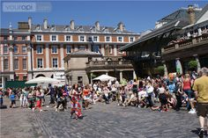 Covent Garden - London - The Strand - Information and tips ...