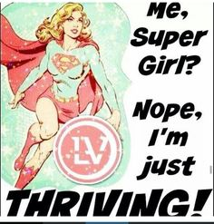 Come join the Thrive life! I've never felt better! joinjoysthrive.Le-vel.com