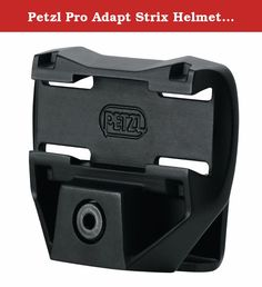 Petzl Pro Adapt Strix Helmet Mount Clip. Plate for attaching STRIX headlamp to helmet with no rail system. Plate allows a STRIX headlamp to be mounted on a helmet not equipped with the OPS Core ACH-ARC rail system. It eliminates the need for a headband. Adapts to all models of military helmets Eliminates inconvenience of a headband (wear, bulk...) Comes with three mounting staples to adapt to the rims of helmets between 7 and 20 mm Weight: 32 g Certification(s): CE Made in MA Guarantee 3…