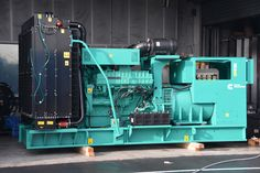 This is in for before being delivered to the client in power generation Cummins Power Generation, Cummins Generators, Motor Generator, Engineering Companies, Friday Motivation, Cummins Diesel, Diesel Engine, Surrey, Acoustic