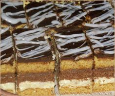 Anyukám kedvence ez a sütemény, de én is szeretem nem csak enni, hanemkészíteni is.:) Viszonylag elronthatatlan, csak arra kell ügyel...