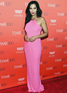 Padma Lakshmi at TIME 100 Gala. #Page3 #Fashion #Style #Beauty #Hot #Sexy Padma Lakshmi, Time 100, Influential People, Priyanka Chopra, Celebs, Celebrities, Nicki Minaj, Girl Boss, Bollywood