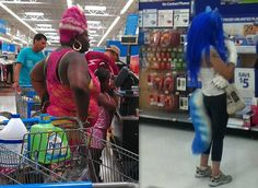 TASTE THE RAINBOW - Funny Pictures at Walmart