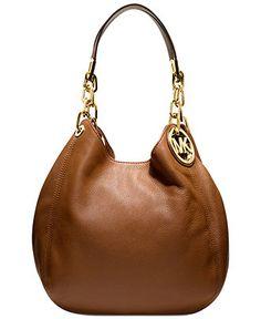 MICHAEL Michael Kors Handbag, Fulton Medium Shoulder Bag