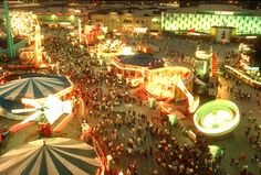 CANADIAN NATIONAL EXHIBITION (CNE)  Let's go to The Ex
