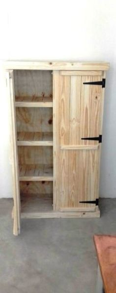 Free standing beautifully designed versatile piece. The sturdy rustic appearance is eye catching and very appealing. Ample space with 2 door...138844132