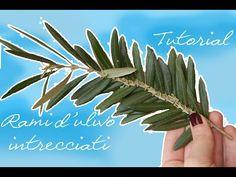 Come intrecciare i rami d'ulivo per le palme : Tutorial