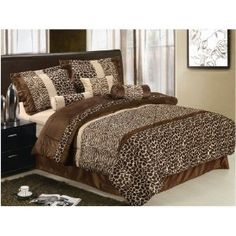 Marvelous I Am Going To Do Our Bedroom Over In Browns And Tans And Animal Print!