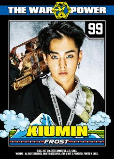 "Photo )) Check Out EXO's Full Sized Individual Teaser Photos for ""Power"" Chanyeol Baekhyun, Exo K, K Pop, Fanfiction, Exo Album, Exo Official, The Power Of Music, Wattpad, Kim Minseok"