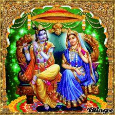 Krishna Gif, Radha Krishna Love, Hare Krishna, Durga Maa, Hanuman, Diwali Wallpaper, South Indian Film, Beautiful Bollywood Actress, My Dear Friend