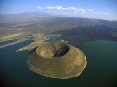 I vulcani più spettacolari del mondo