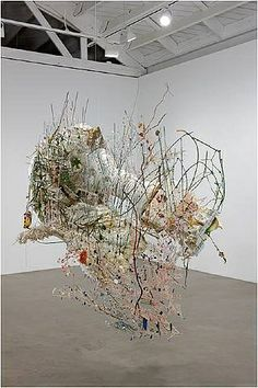 Elliot Hundley - Beginning Sculpture: July 2012
