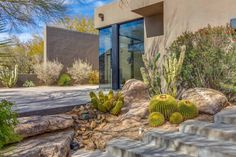 A modern sanctuary at Desert Mountain. This is a rare find: a bright and sophisticated Contemporary home in one of Scottsdale's most.
