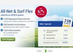 GMX: 20 Euro zum Handy-Schnäppchenvertrag im D-Netz geschenkt https://www.discountfan.de/artikel/tablets_und_handys/gmx-20-euro-zum-handy-schnaeppchenvertrag-im-d-netz-geschenkt.php Zum 20. Geburtstag von GMX gibt es jetzt den beliebten Handytarif im D-Netz mit einem Startguthaben von 20 Euro. Für nur 6,99 Euro im Monat erhält der Kunde zwei GByte Surfvolumen sowie 250 flexible Freieinheiten. GMX: 20 Euro zum Handy-Schnäppchenvertrag im D-Netz geschenkt (Bild: GMX.de) D