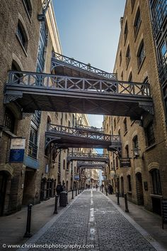 Shad Thames, Wapping, London
