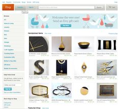 How to open up an Etsy store