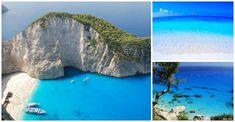 14 posti in cui il mare è così azzurro da sembrare finto