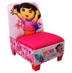 Dora the Explorer Armless Chair