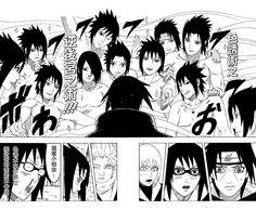 Sasuke's Harem Jutsu