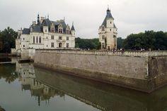 © 2007 Pedro M. Mielgo. Francia. Castillo de Chenonceau.