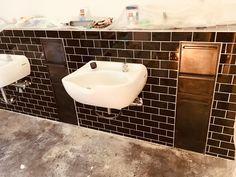Works Shop, Sink, Design, Home Decor, Sink Tops, Vessel Sink, Decoration Home, Room Decor, Sinks