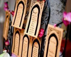Festa Tema Arabian Nights, Arabian Nights Party, Wedding Place Cards, Fairy Tales, How To Plan, Sylvi, Pattern, Inspiration, Celine