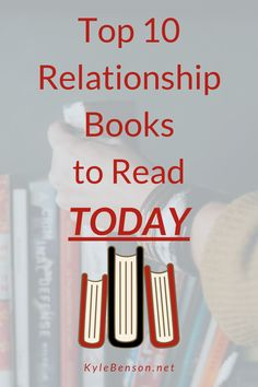 In the hustle and bustle of life, we tend to push reading to the wayside. But relationship books have a lot of relationship tips that could help couples in love improve on effective communication, conflict resolution, and enhancing the relationship connection. During COVID-19, it could be a perfect time for romantic couples to devote their time and energy to building true intimacy and their relationship goals. #kylebenson #alonetogether #coronavirus #corona #covid #quarantine #isolation…