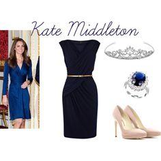 DIY Halloween: Kate Middleton