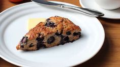 Chef John's Whole-Grain Blueberry Scones Allrecipes.com