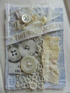 Mix media textile
