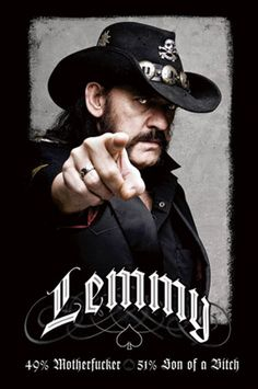 Lemmy the Ace of Spades