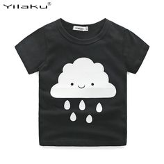Fashion Baby Boys Girls Clothes 2016 Summer Cotton Clothing Set For Newborn Baby Boy Girl Kids Cloud Printing Costume Suit FF069-in Clothing Sets from Mother & Kids on Aliexpress.com | Alibaba Group
