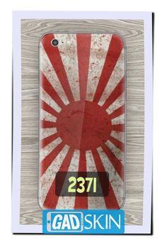 http://ift.tt/2cJPSMs - Gambar Bendera Jepang 653 ini dapat digunakan untuk garskin semua tipe hape yang ada di daftar pola gadskin.