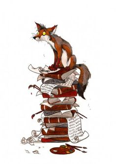 Culpeo-Fox.   re-pinned by: http://sunnydaypublishing.com/books/
