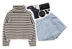 """""""it isn't that hard to love you"""" by my-sweet-lolita ❤ liked on Polyvore featuring Opening Ceremony and Michael Kors"""