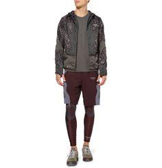 Nike x Undercover Gyakusou Leaf-Print Running Jacket via Mr Porter
